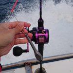 ジギングタックルで餌釣りは可能か?